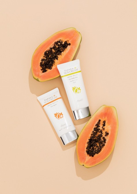 PAPAYA S SUN CREAM