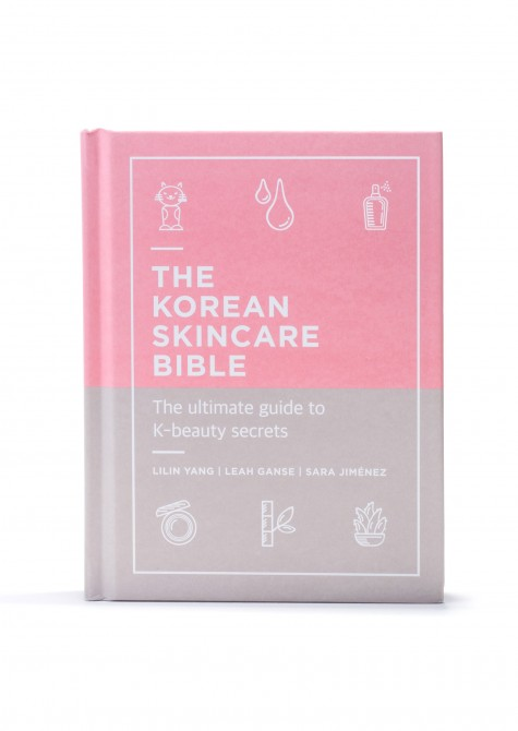 "Buch: ""The Korean Skincare Bible"" (English version)"