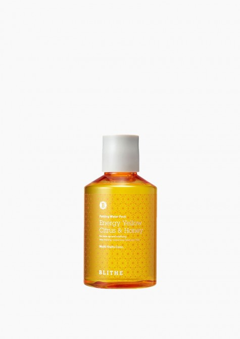 PATTING SPLASH MASK CITRUS & HONEY
