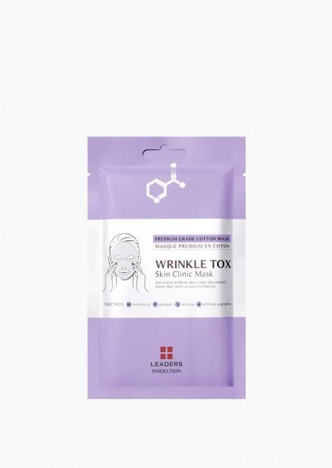 Wrinkle Tox skin clinic mask