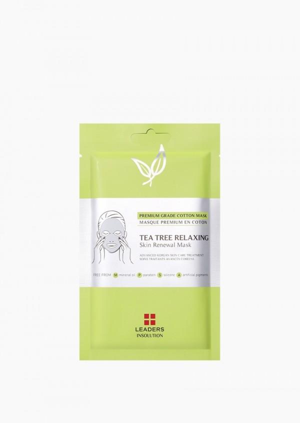 Tea tree relaxing skin renewal mask