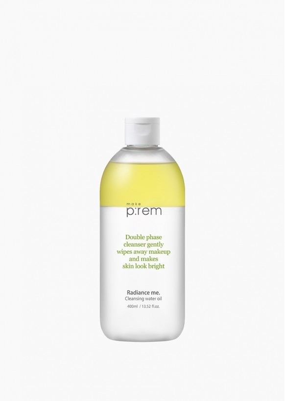 radiance me cleansing water oil
