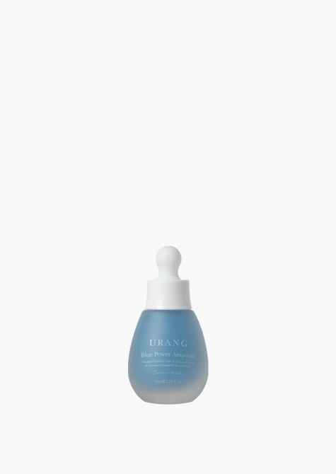 Blue power ampoule