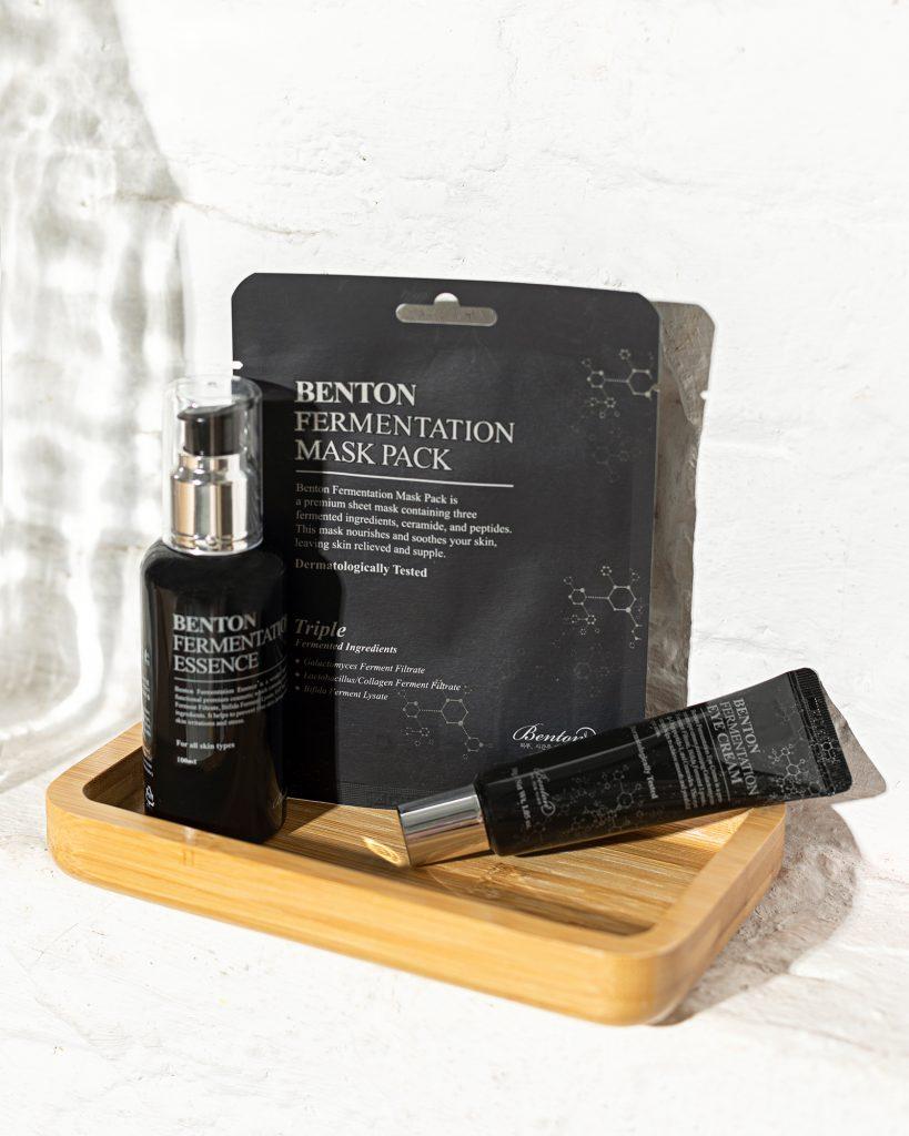 Benton fermentierte Kosmetik